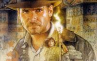 Free Indiana Jones and the Infernal Machine Wallpaper