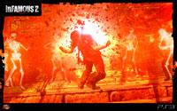 Free Infamous 2 Wallpaper