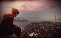 Free Infamous First Light Wallpaper