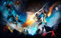 Free Ion Fury Wallpaper