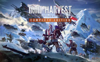 Free Iron Harvest Wallpaper