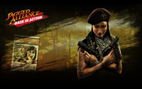 Free Jagged Alliance: Back in Action Wallpaper