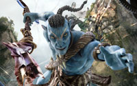 Free James Cameron's Avatar: The Game Wallpaper