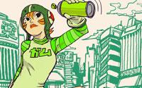 Free Jet Set Radio Wallpaper