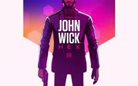 Free John Wick Hex Wallpaper