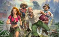 Free Jumanji: The Video Game Wallpaper