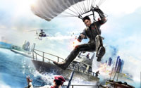 Free Just Cause 2 Wallpaper