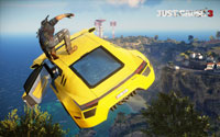Free Just Cause 3 Wallpaper