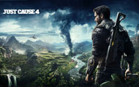 Free Just Cause 4 Wallpaper