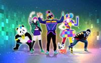 Free Just Dance 2016 Wallpaper