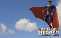 Free Justice League Heroes Wallpaper