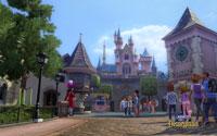Free Kinect Disneyland Adventures Wallpaper