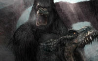 Free Peter Jackson's King Kong: The Official Game of the Movie Wallpaper
