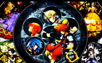 Free Kingdom Hearts Wallpaper