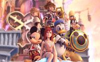 Free Kingdom Hearts 2 Wallpaper