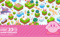 Free Kirby's Dream Land Wallpaper