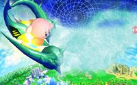 Free Kirby Air Ride Wallpaper