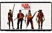 Free Lead and Gold Wallpaper