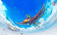 Free The Legend of Zelda: Skyward Sword Wallpaper
