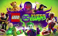 Free Lego DC Super Villains Wallpaper