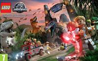 Free Lego Jurassic World Wallpaper