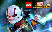 Free Lego Marvel Super Heroes 2 Wallpaper