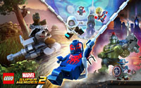Free Lego Marvel Super Heroes 2 Wallpaper