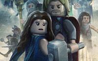 Free Lego Marvel Super Heroes Wallpaper