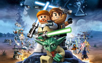 Free Lego Star Wars III: The Clone Wars Wallpaper