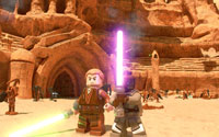 Free Lego Star Wars: The Skywalker Saga Wallpaper