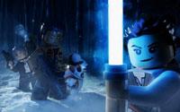 Free Lego Star Wars: The Force Awakens Wallpaper