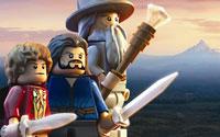 Free Lego The Hobbit Wallpaper