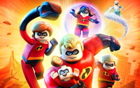 Free Lego The Incredibles Wallpaper