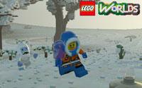 Free Lego Worlds Wallpaper