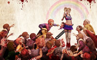 Free Lollipop Chainsaw Wallpaper