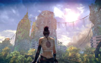 Free Enslaved: Odyssey to the West Wallpaper
