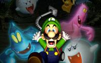 Free Luigi's Mansion Wallpaper