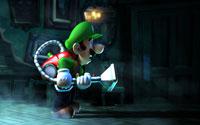 Free Luigi's Mansion: Dark Moon Wallpaper
