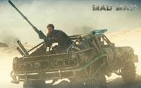 Free Mad Max Wallpaper