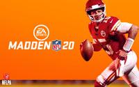 Free Madden NFL 20 Wallpaper