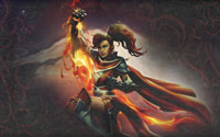 Free Magic: Legends Wallpaper