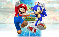 Free Mario & Sonic at the Rio 2016 Olympic Games Wallpaper