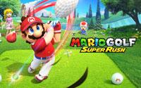 Free Mario Golf: Super Rush Wallpaper
