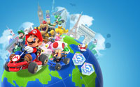 Free Mario Kart Tour Wallpaper