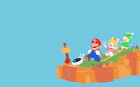 Free Mario + Rabbids Kingdom Battle Wallpaper