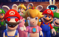 Mario + Rabbids: Sparks of Hope Wallpaper