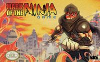 Free Mark of the Ninja Wallpaper