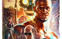 Free Marlow Briggs and the Mask of Death Wallpaper