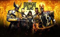Free Marvel's Midnight Suns Wallpaper
