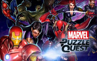 Free Marvel Puzzle Quest Wallpaper